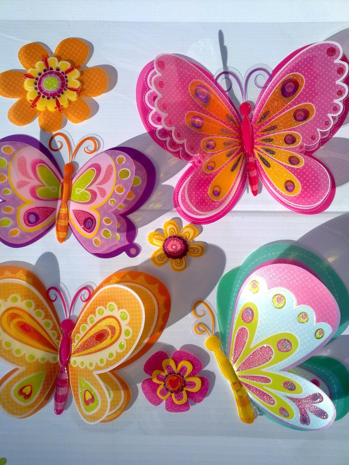 3D Butterfly Part 33