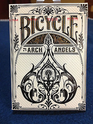 Bicycle Archangel playing cards deck designed by Theory 11 new sealed!