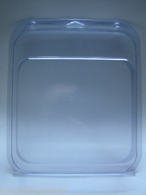 Empty 10 Pack Action Figure Protective Display Case For Super Hero Collectible