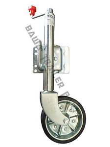 8-Heavy-Duty-Swing-Up-Trailer-Jockey-Wheel-with-steel-wheel-Trailer-Parts