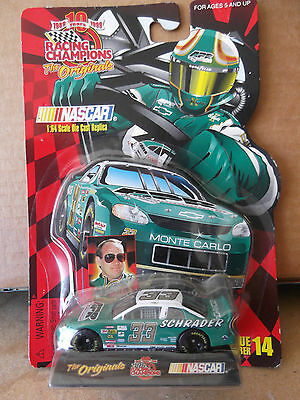 Nascar Racing Champions Ken Schrader 33 Apr Issue14 Nip