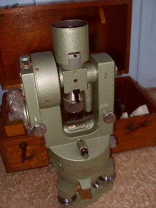Cooke-V22-Theodolite-Vickers-Instuments-V-222198-As-Photos