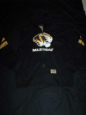 Izod Men's University Of Missouri Mizzou Tigers Hoodie Retail $80 Large
