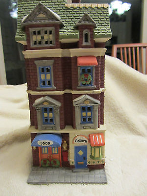 Dept 56 5609 Park Avenue Townhouse - Christmas in the City  - # 59781   (1018P)