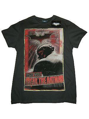 BATMAN - THE DARK KNIGHT RISES T-SHIRT (NEU/NEW) [DC COMICS, BANE WILL..] ()
