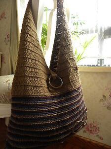 Knitted Over The Shoulder Bag 87