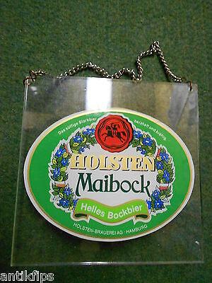 Holsten Maibock Zapfhahnschild 238