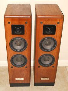 vintage jensen advent laureate speakers pair 150 watts new. Black Bedroom Furniture Sets. Home Design Ideas