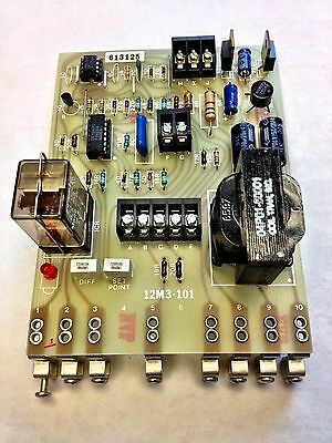 (Fenner 12M03-00101 Voltage Sensitive Relay, New Surplus)
