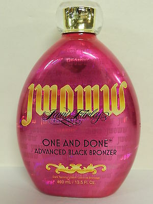 Jwoww One And Done Tanning Bed Lotion