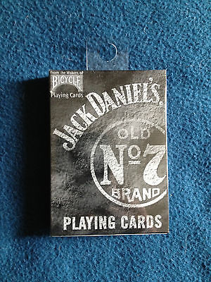 Bicycle Playing Cards Jack Daniels Old No. 7 Deck!