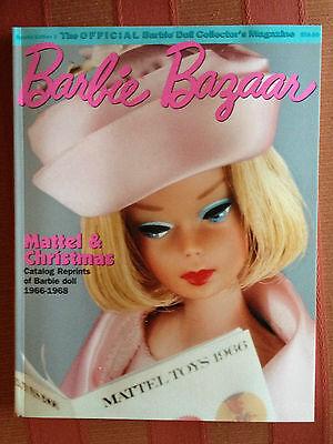SALE $5.95 Barbie Bazaar Special Edition 1966-68 Mattel & Store Reprints 160 pg