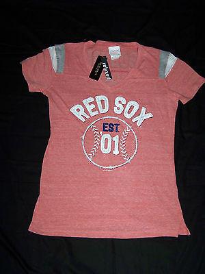 5th & Ocean Women's Boston Red Sox Shirt