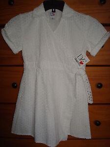 Dvf Wrap Dress Size 14 Eyelet Wrap Dress Size