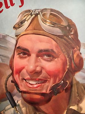 "WWII Original Poster Air Corps ""You Buy 'Em, We'll Fly 'Em!"" by Wilkinson"