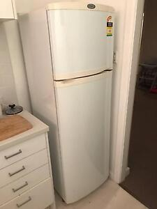 Fridge and Front Loader hot and cold water washing machine $250 Manly Manly Area Preview