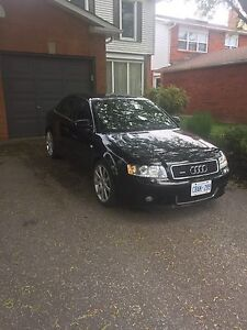2004 Audi A4 Quattro 3.0 Ultra Sport  6-speed