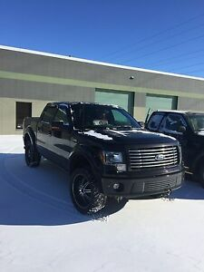 2010 Ford Harley truck
