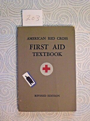 First Aid Textbook - American Red Cross First Aid Textbook.