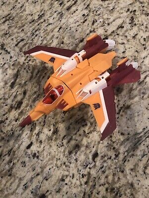2009 Transformers Animated Sunstorm Target Exclusive Voyager