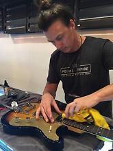 Professional Guitar Setups In Brisbane! Moorooka Brisbane South West Preview
