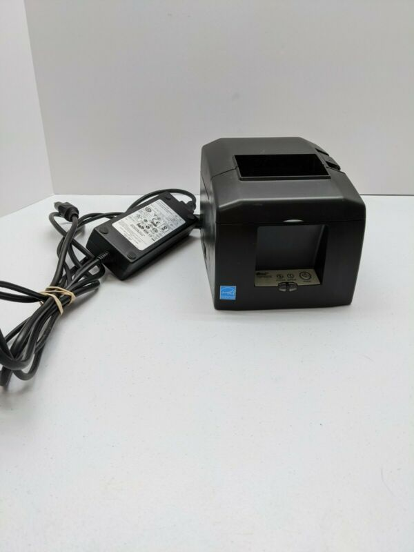 Star Micronics TSP650 TSP654II Series Receipt Thermal Printer *TESTED*