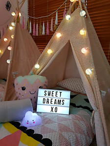 Village Of Dreams Teepee's Slumber Parties Merrimac Gold Coast City Preview