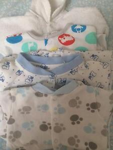 Baby boy onesies (jumpsuits). Hawthorn East Boroondara Area Preview