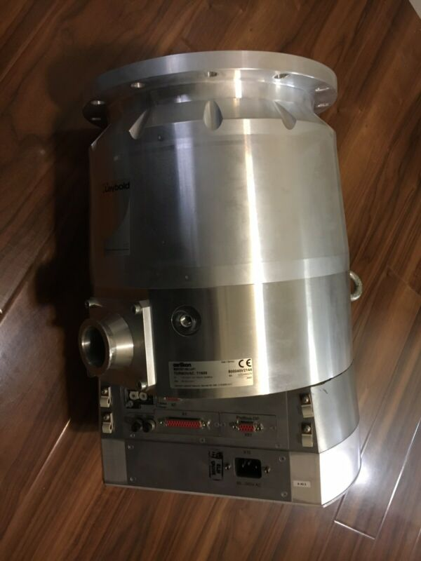 Leybold Turbovac T1600 Turbo Pump 800040V2144