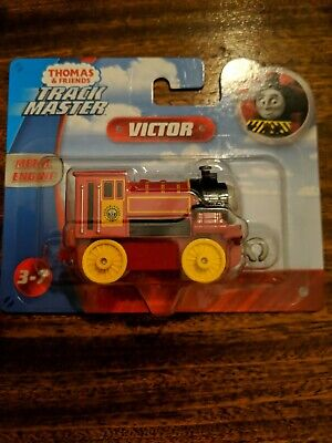 THOMAS & FRIENDS TRACK MASTER VICTOR PUSH ALONG WORK ON TRACK MASTER TRACK NEW