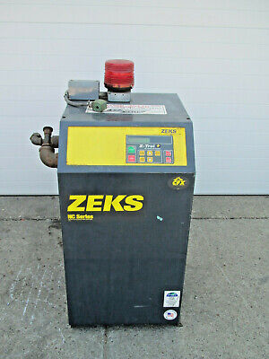Zeks Nc Series 125ncea10p 120v 125 Scfm Non-cycling Refrigerated Air Dryer Used