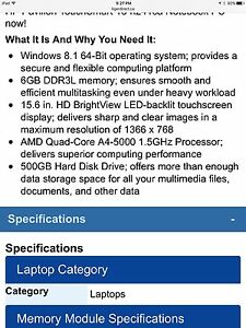 2 touchscreen 15.6 inch laptops- like brand new Oakville / Halton Region Toronto (GTA) image 6