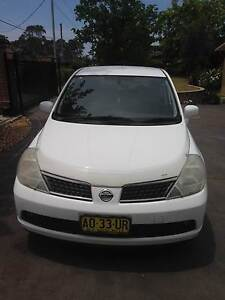 2007 Nissan Tiida Hatchback Liverpool Liverpool Area Preview