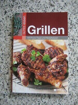 Kochbuch / Grillen - Mit Praxis-Tipps / Salat, Gemüse, Fleisch, Geflügel, Fisch Fisch Mit Salat