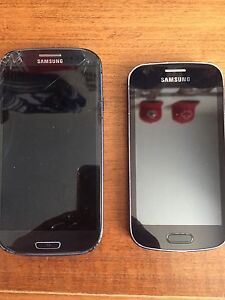 Selling my old Samsung phones since I got a iPhone.