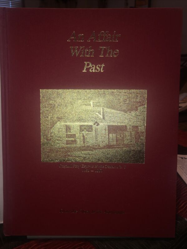 An Affair With the Past, Historic Highlights Of Marshall Co KS, - ET & BE Guise
