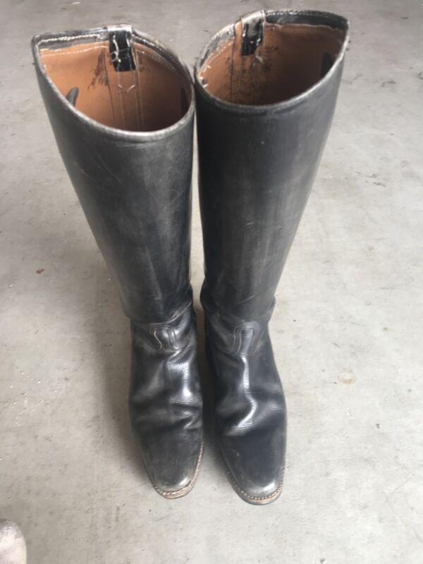 Konig dressage boots Ladies Size 10 Used