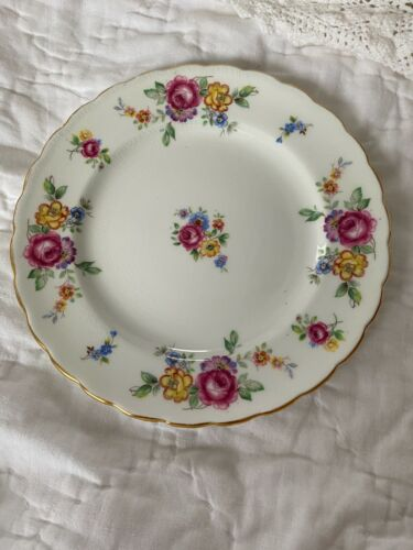 New Chelsea china Salad  dessert Plate  Staffs England