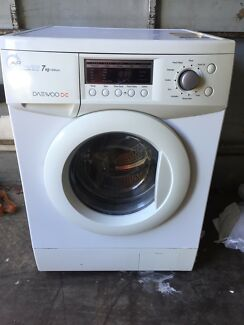 Daewoo 7kg Washer + WARRANTY