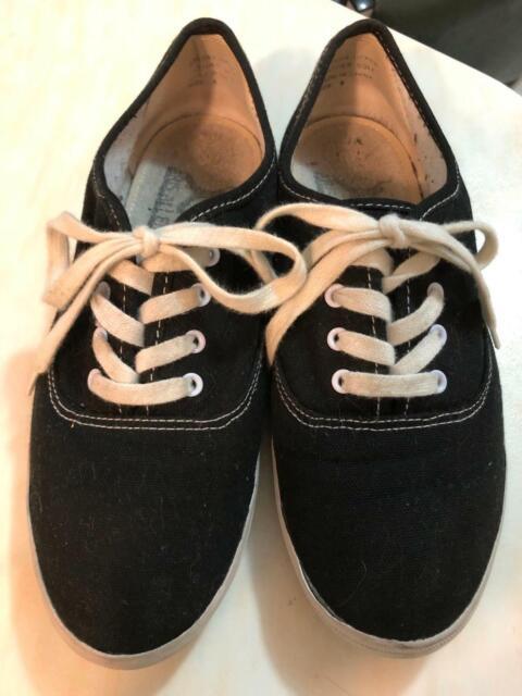 ecbb13ea8 Black classic canvas dance sneaker | Women's Shoes | Gumtree ...