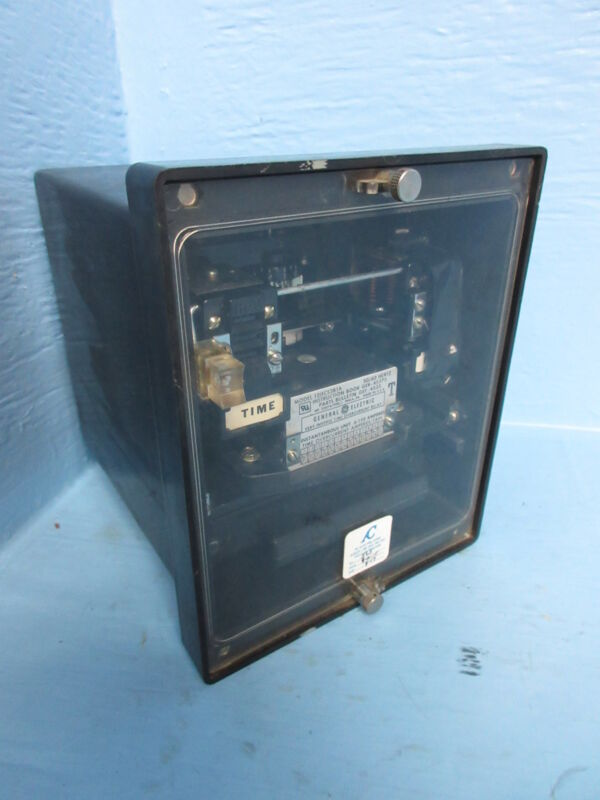 General Electric 12IFC53B1A Very InverseTime Overcurrent Relay GE 50/60Hz