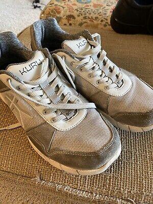kuru quantum Women Sneakers Shoes Size 8.5 White/ Gray 201318E