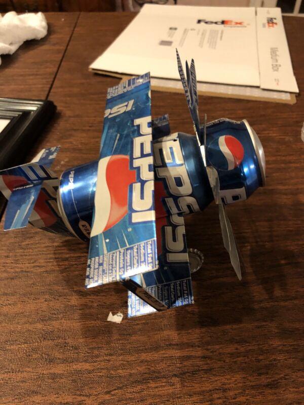 Pepsi Can Plane