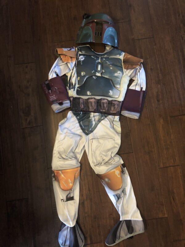Star Wars Bobo Fett Youth Costume
