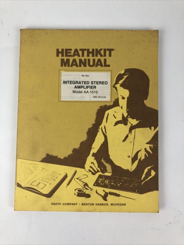 heathkit aa-1515 manual