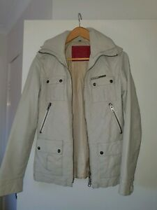Superdry Womens Leather Jacket