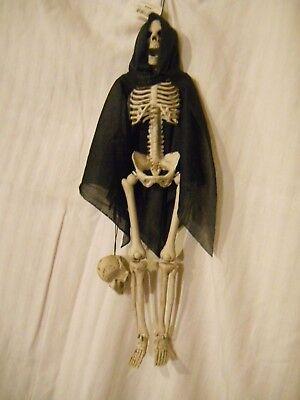 grim Reaper Skeleton for Halloween by Ganz - Halloween Ganz