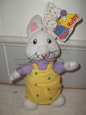 Max & Ruby Kellytoy Ruby With Tags Plush Doll