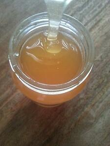 Beman Raw Honey from organic farm and bush, 500g glass jar Bentley Canning Area Preview