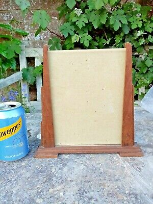 ART DECO WOODEN PHOTO FRAME